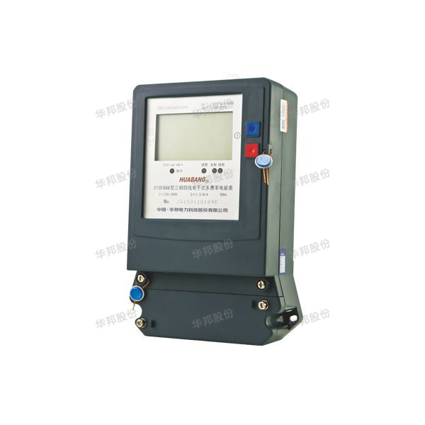 DTSF866, DSSF866 three-phase electronic multi-rate electricity meter