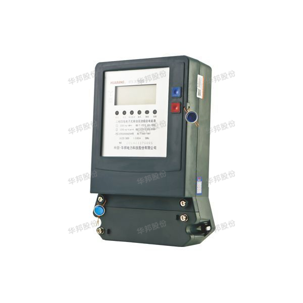 DTS (X) 866, DSS (X) 866 three-phase electronic reactive power combination meter