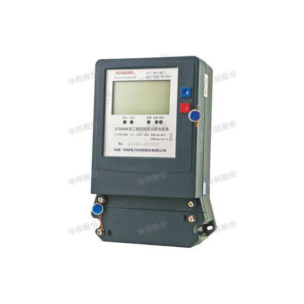 DTSD866, DSSD866 three-phase electronic multi-functional energy meter (simple type 1.0)