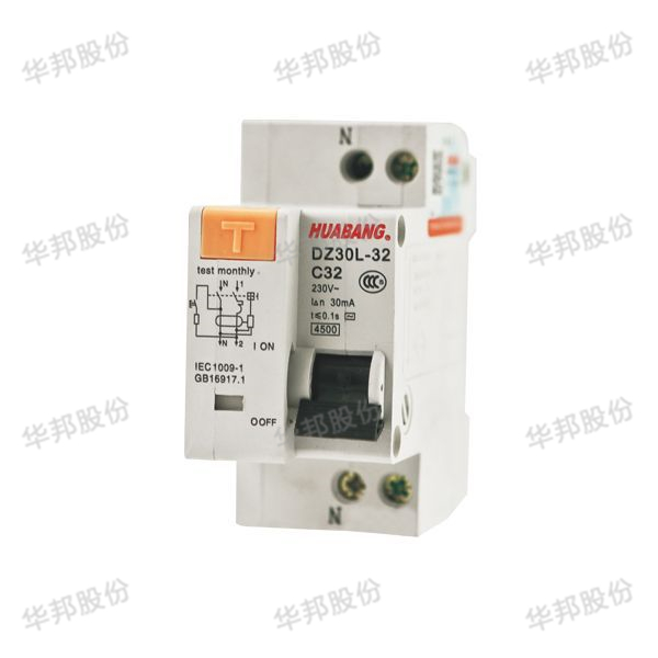The DZ30L-32 series leakage circuit breakers