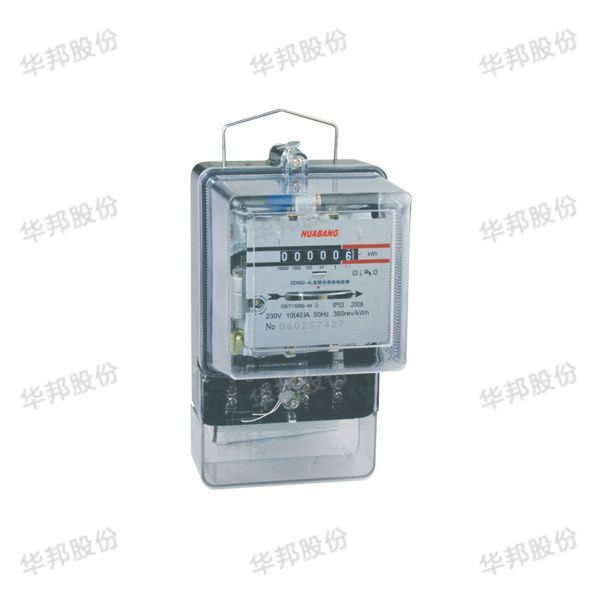 DD862-4L single-phase long life meter